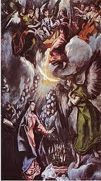 El Greco: Ο Ευαγγελισμός