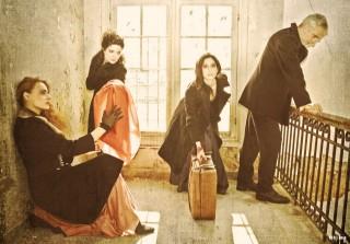 """Το """"Μετάξι"""" του Αλεσσάντρο Μπαρίκκο στο θέατρο της οδού Κυκλάδων"""