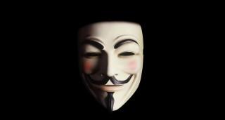 H μάσκα του Guy Fawkes