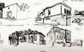 Σχέδια του Λε Κορμπυζιέ