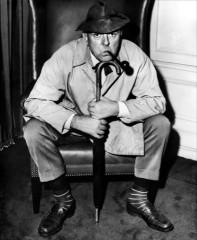 O Jacques Tati ως Monsieur Hulot
