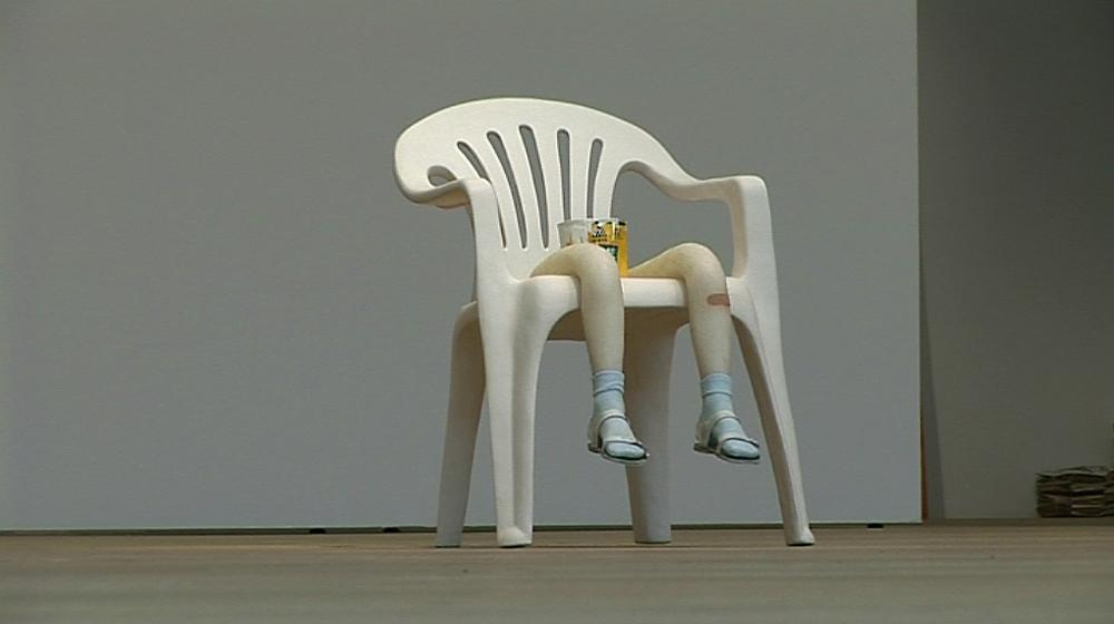 Robert gober- sculpture