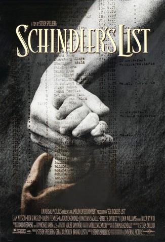 Η Λίστα του Σίντλερ (Schindler's List) του Στίβεν Σπίλμπεργκ