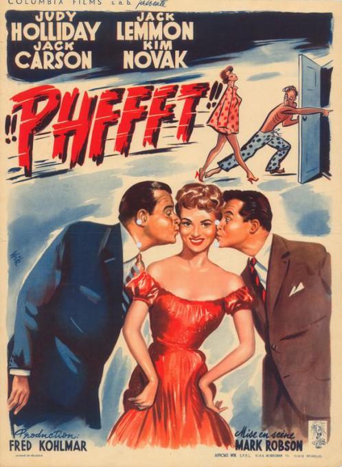 Phffft-poster Γάμος