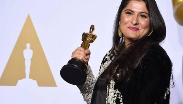 Η Sharmeen Obaid-Chinoy κέριδε το Oscar Ντοκιμαντέρ