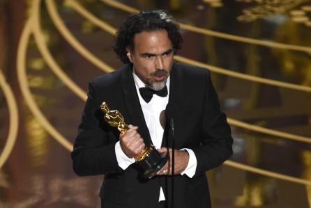 O Alejanrdo G. Inarritu - νικητής Oscar Σκηνοθεσίας