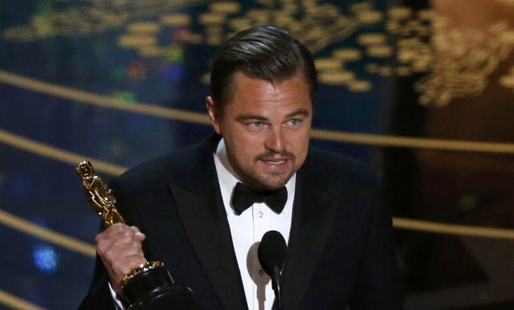 O Leonardo DiCaprio και το Oscar του