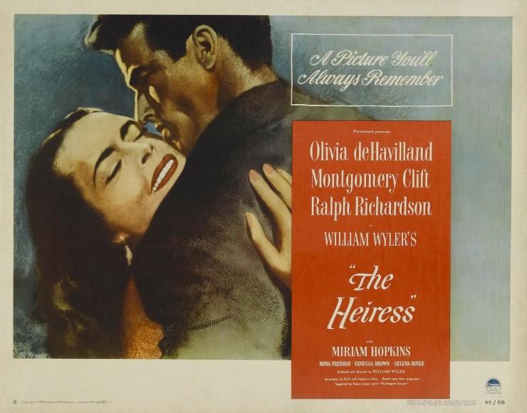 Η Κληρονόμος- Αφίσα ταινίας