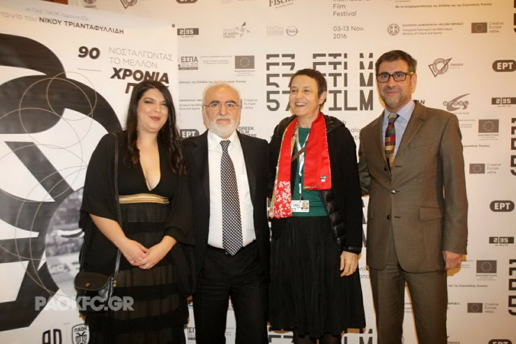 ΠΑΟΚ: Συντελεστές ταινίας και φεστιβάλ