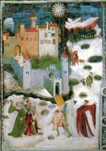 Master Wenceslas, Ο χειμώνας ως έργο τέχνης