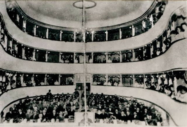 Το θέατρο Κέφαλος του Αργοστολίου