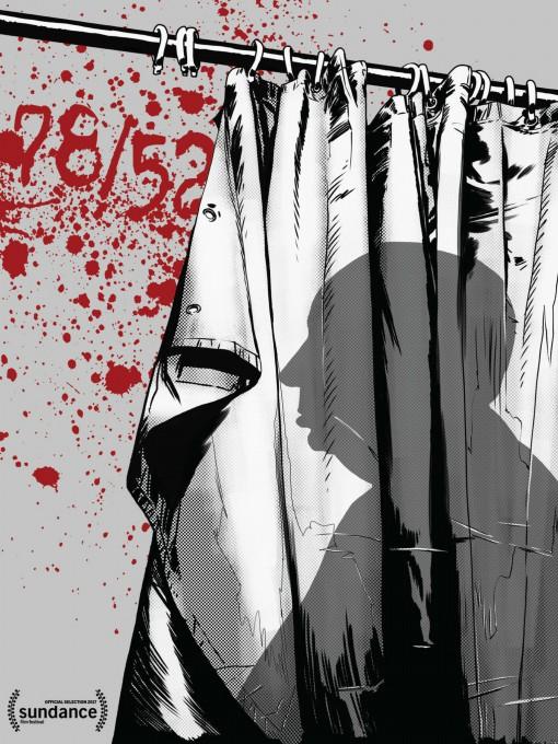 Η αφίσα της ταινίας του Alexandre O. Philippe 78/52