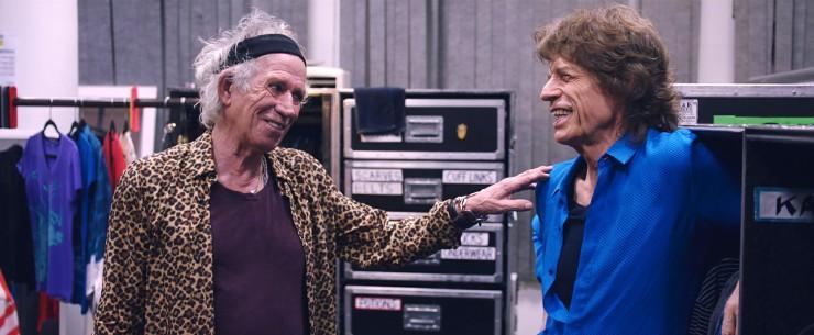 Keth Richards και Mick Jagger