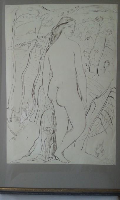 Πολύκλειτος Ρέγκος (1903-1984), IANOS Αίθουσα Τέχνης