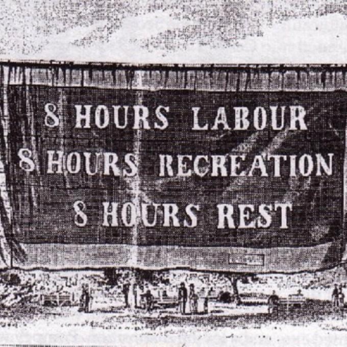 Σικάγο 1886: Εργατική Πρωτομαγιά