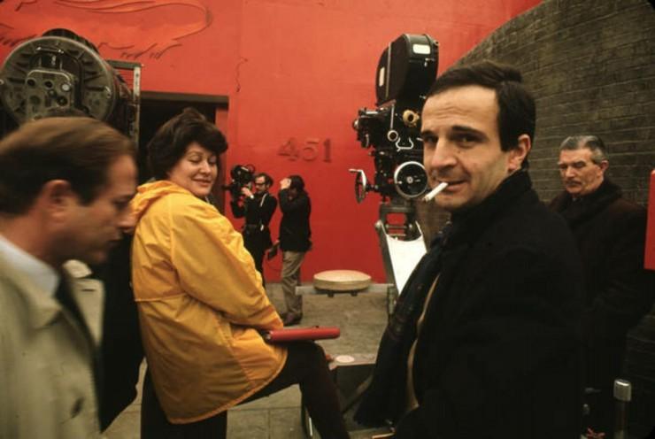 Ο Truffaut εν δράσει