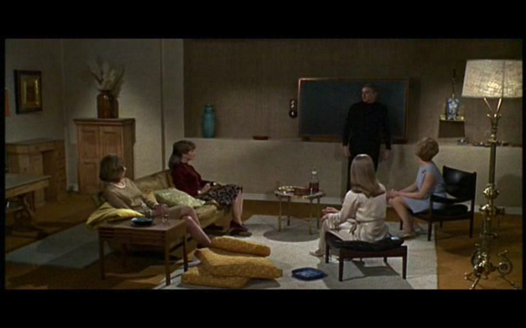 Fahrenheit 451- Σκηνή ταινίας