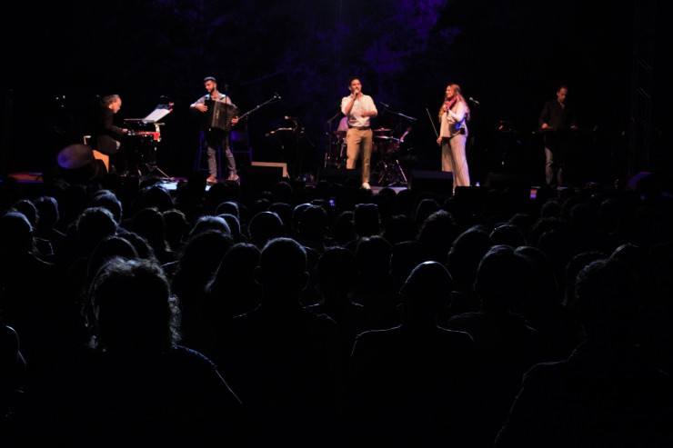 Ρεμπούτσικα και Περρής συναυλία