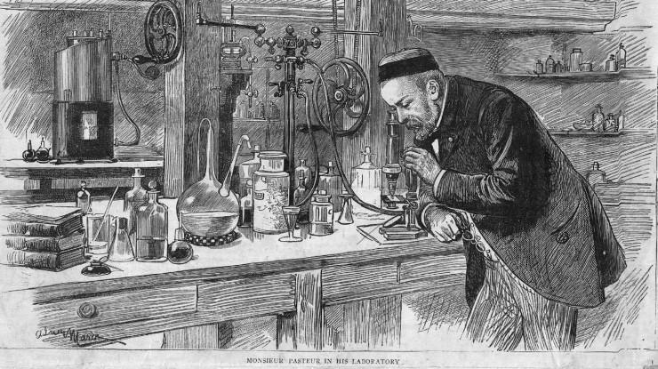 Louis Jean Pasteur, Γάλλος χημικός «Στο πεδίο της παρατηρήσεως, η τύχη ευνοεί μόνο τον προετοιμασμένο νου.»