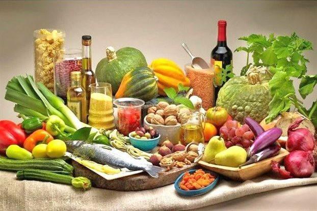 Κρητική-Διατροφή-τρόφιμα