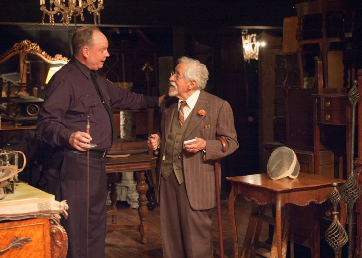 Το τίμημα - TimeLine Theatre (2015)