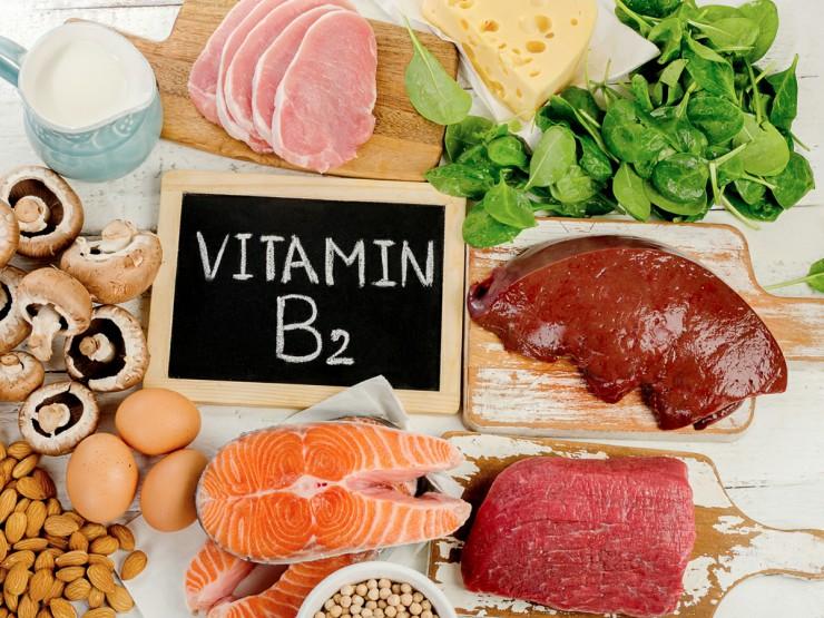 βιταμίνη Β 2, ριβοφλαβίνη