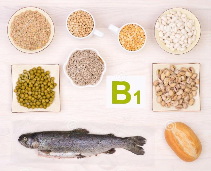 βιταμίνη B 1- θειαμίνη