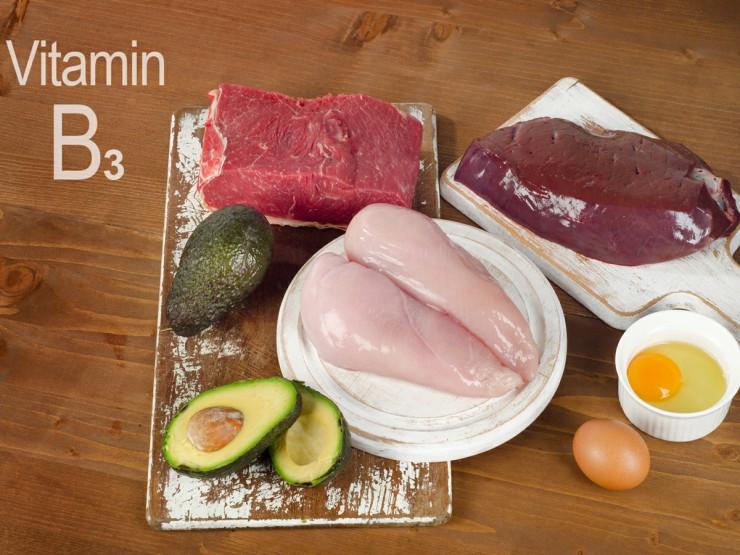 βιταμίνη B 3- νιασίνη