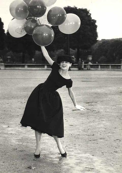 Audrey Hepburn, 1956, Παρίσι