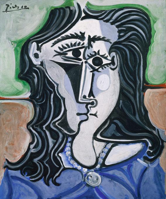 Κεφάλι γυναίκας, του Pablo Picasso