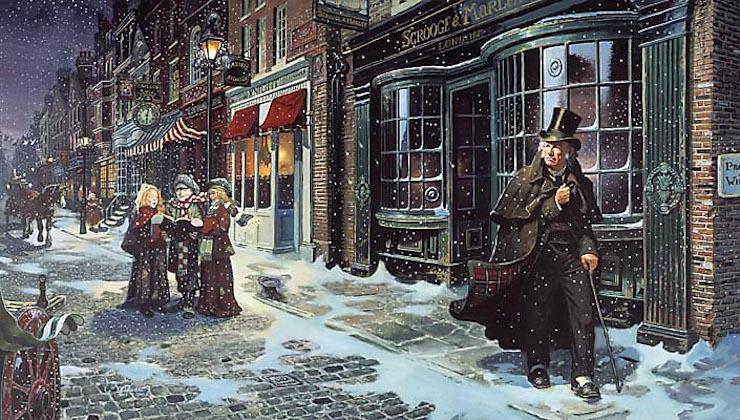 A Christmas Carol του Charles Dickens