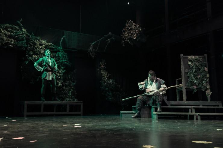 Ρομπέν των Δασών στο Θέατρο Τέχνης.