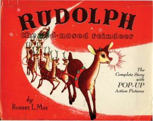 O Τάρανδος Ρούντολφ με την Κόκκινη Μύτη του Robert L. May