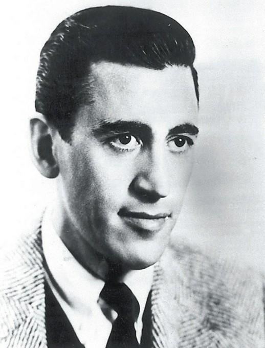 Ο συγγραφέας Τζ. Ντ. Σάλιντζερ