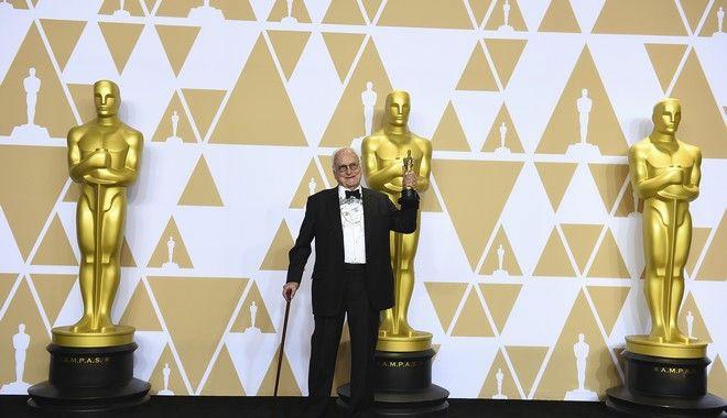 Oscars 2018: Τζέιμς Άιβορι