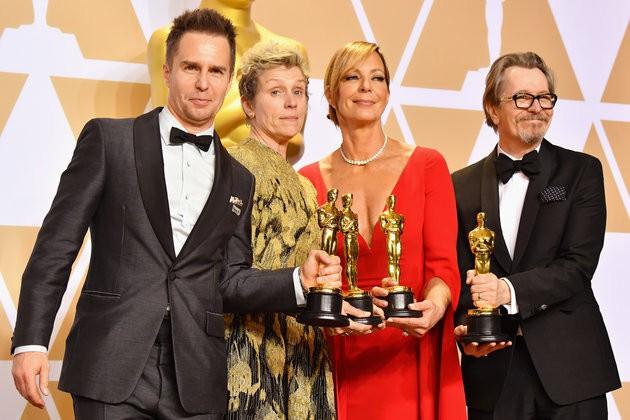 Oscars 2018: Οι μεγάλοι νικητές