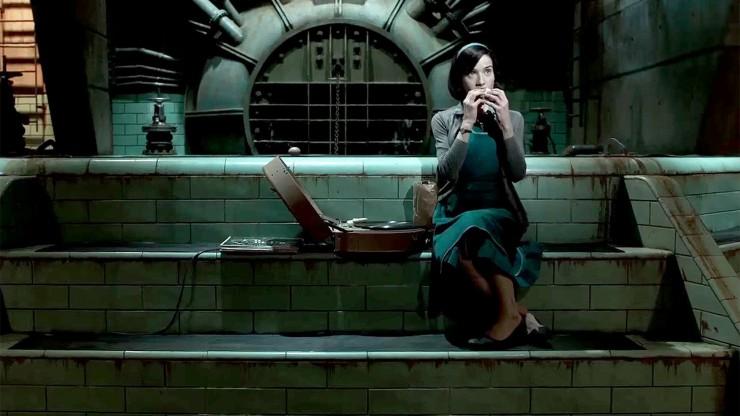 «H Μορφή του Νερού»: Καλύτερη Ταινία και Σκηνοθεσία
